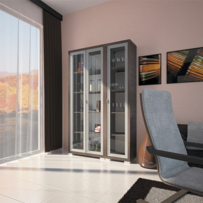 vitrines polcos elem